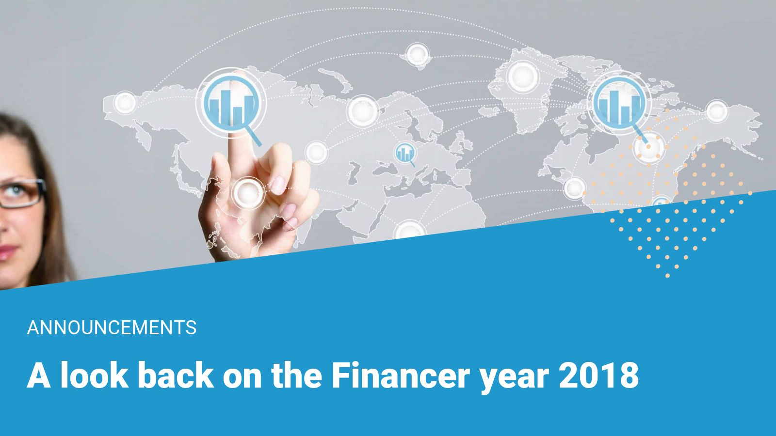 financer financial services connecting the world