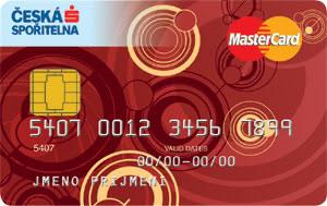 Česká spořitelna Mastercard