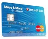 UniCredit MasterCard Miles & More Standard