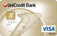 UniCredit Bank Visa Credit Gold