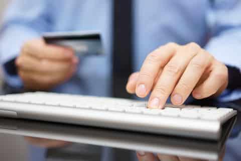 Chybné zadání bankovního účtu