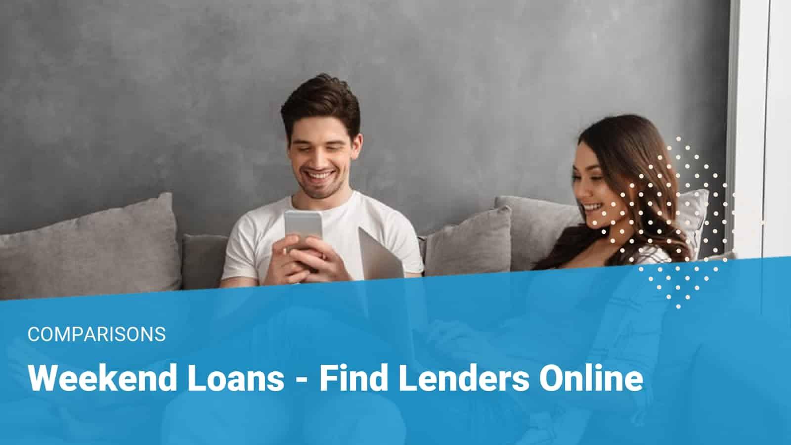 Weekend Payday Loan