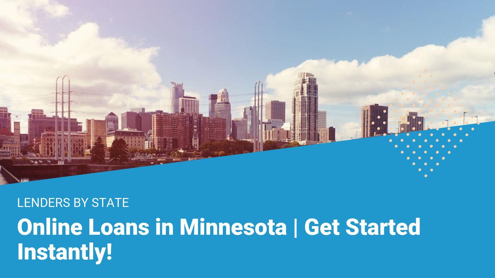 Minnesota loans