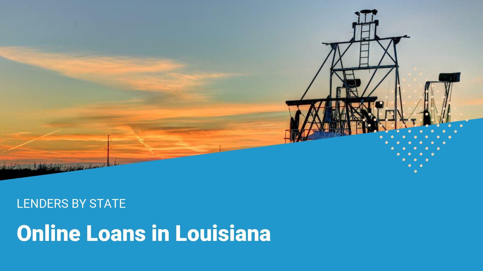 Louisiana Loans