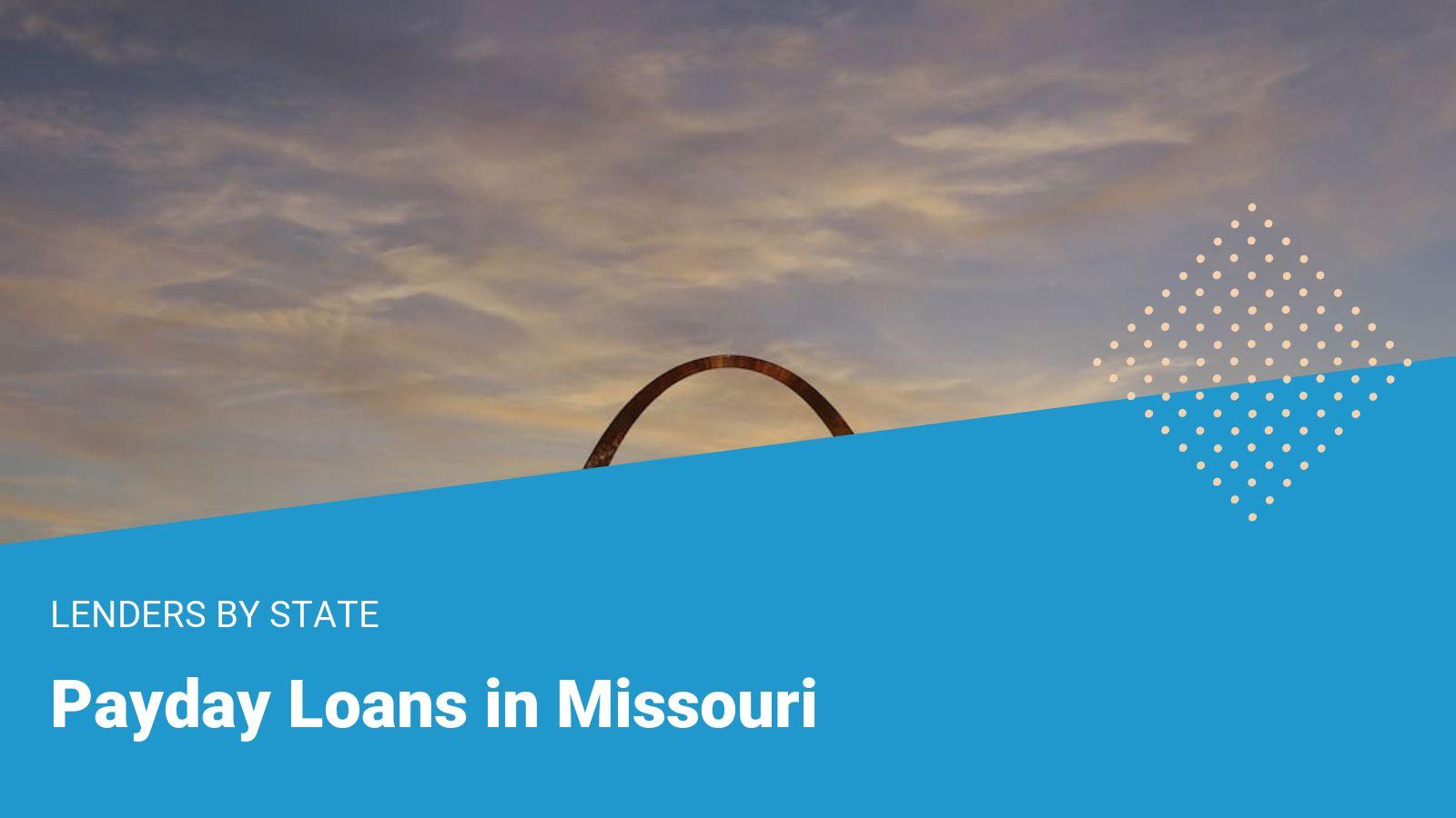 missouri loans