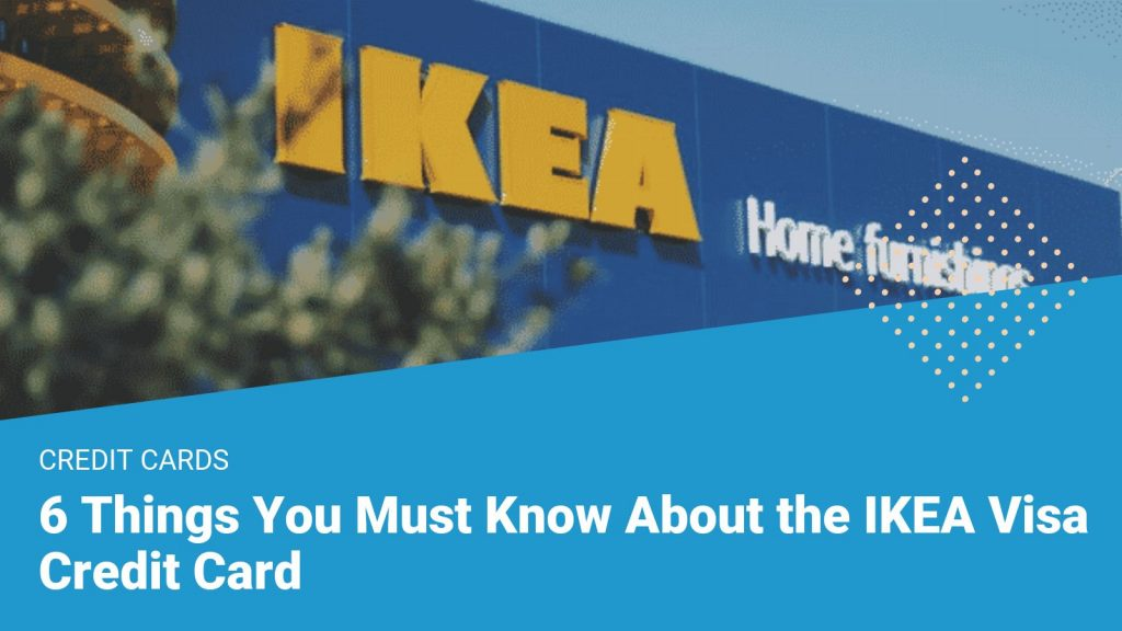 Ikea visa card for purchases
