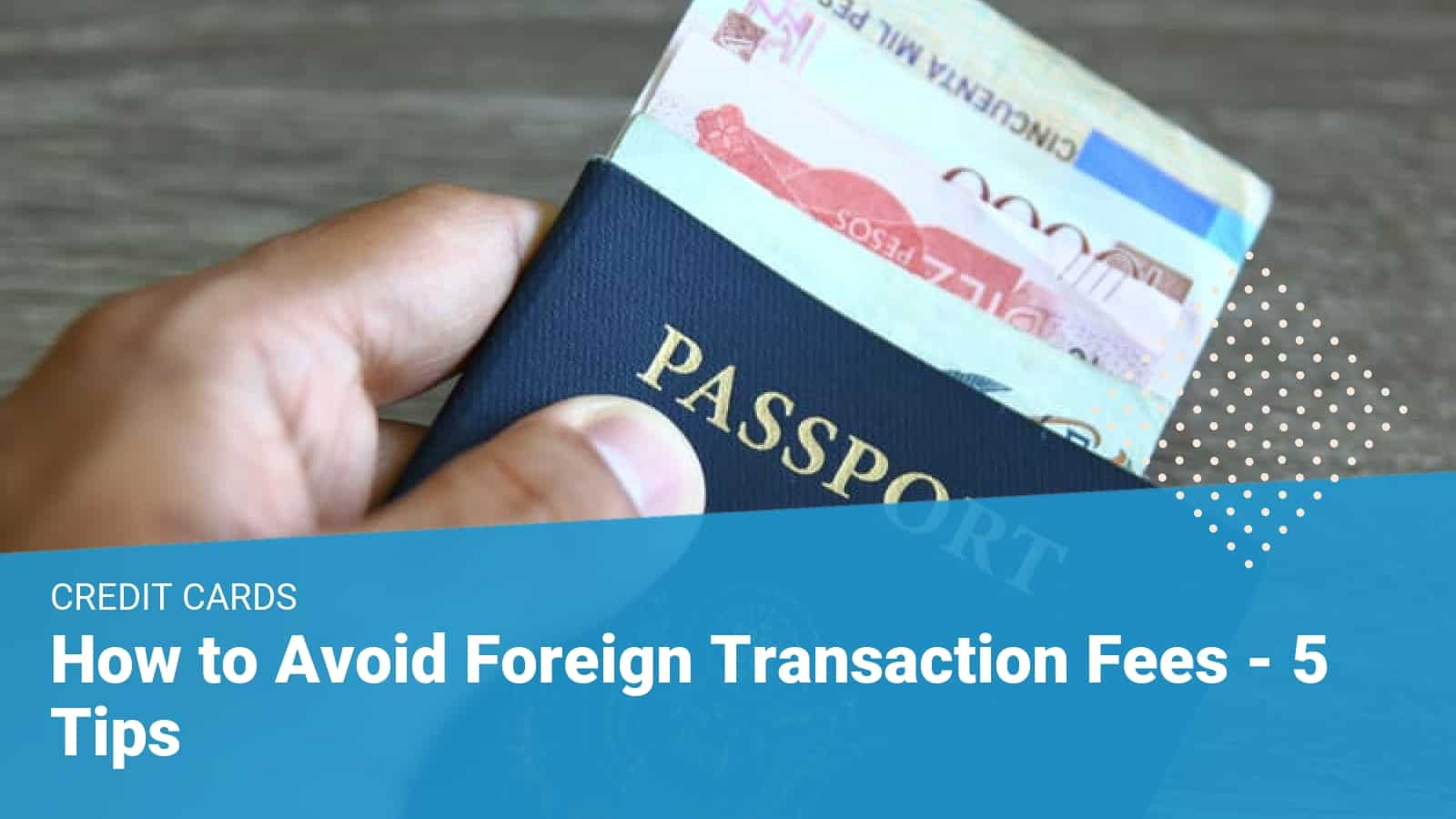 How To Avoid Foreign Transaction Fees