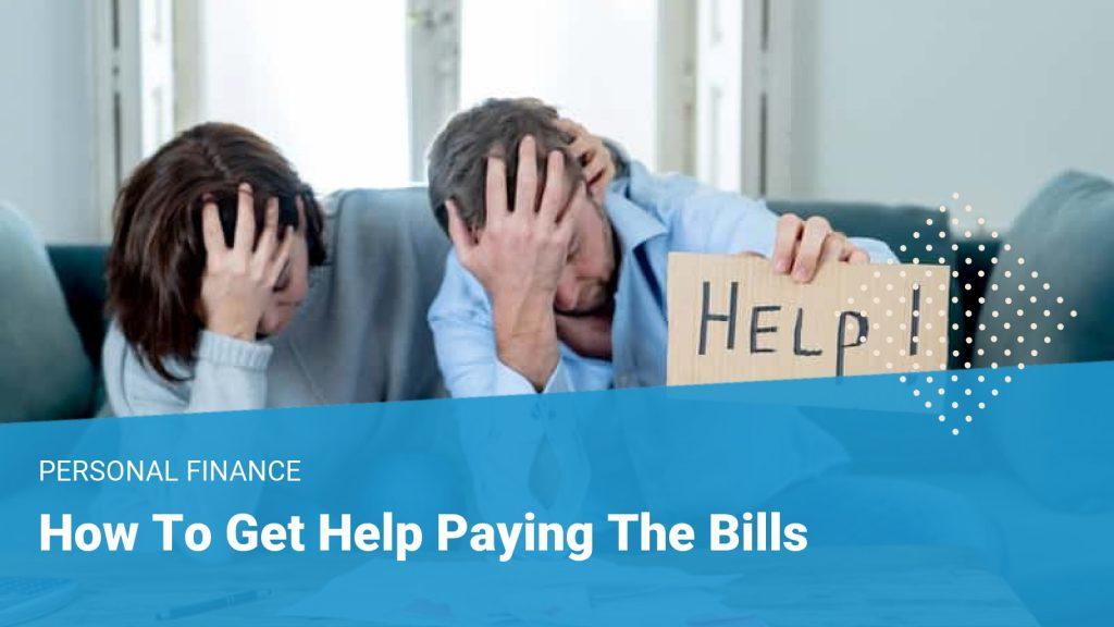 Help with bills - help paying bills