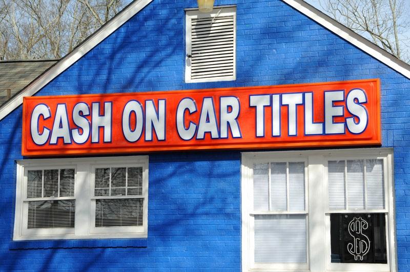 Fast Auto Loans - Car Title Loans