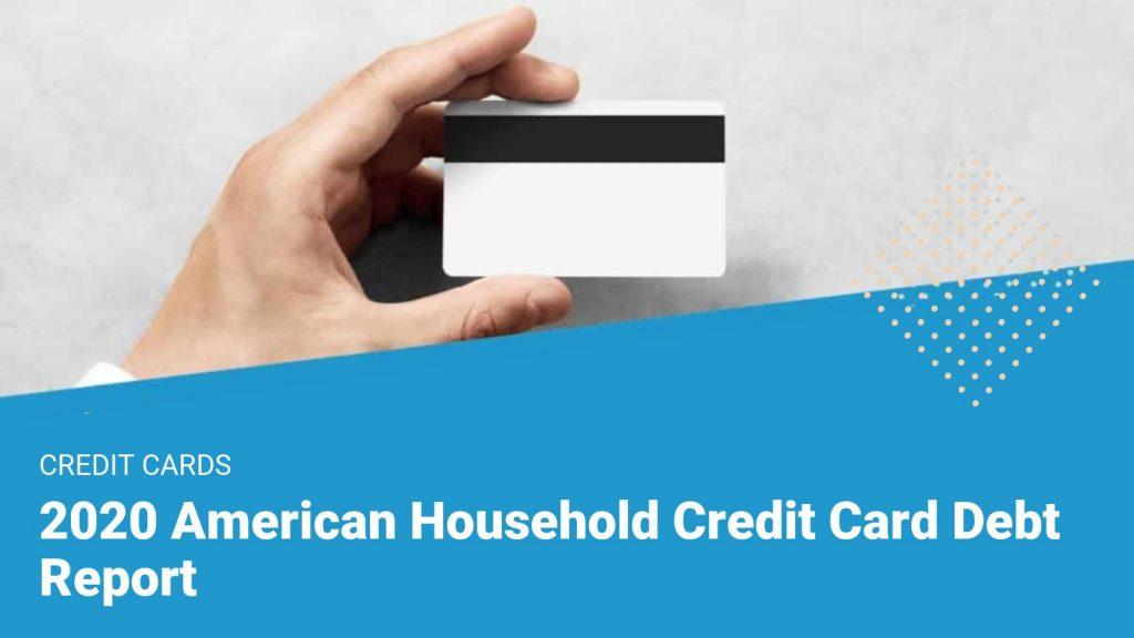American credit card debt 2020
