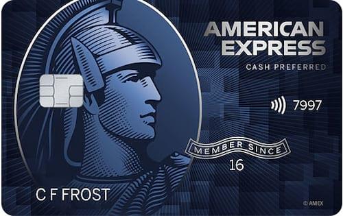 American Express Blue Cash Preferred® Card