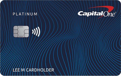 Capital One Platinum MasterCard®