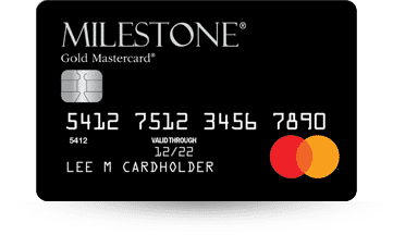 Milestone MasterCard®