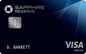 Chase Sapphire Reserve® Card