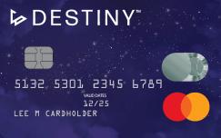 Destiny Mastercard