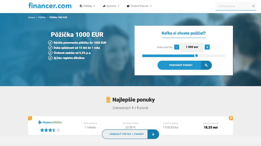 Porovnanie-pozicky-1000-eur