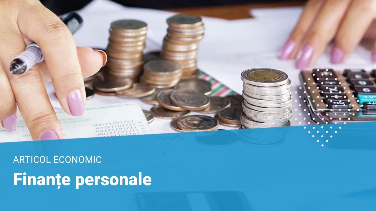 finanțe personale