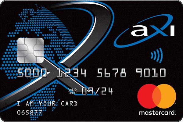 AXI Card - card de cumpărături cu dobânzi de doar 0.5 % pe zi
