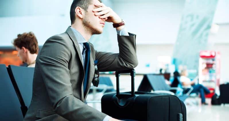 Kompensacija už vėluojantį skrydį