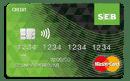 """Bekontaktė SEB """"MasterCard Standard"""""""
