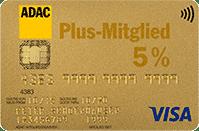 Kreditkarte Mobilkarte Gold ADAC