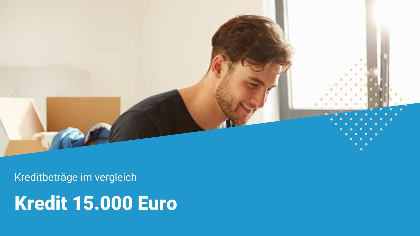 Kredit 15000 Euro