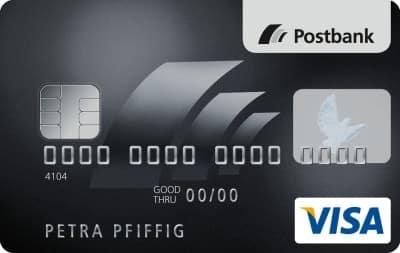 Postbank Visa Card Premium