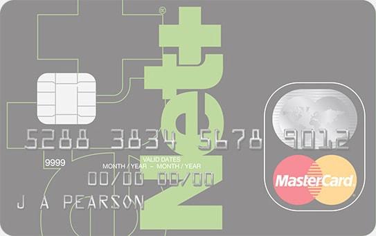 Net+ virtuelle Kreditkarte