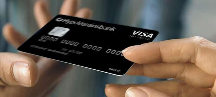 HypoVereinsbank Visa uendelig kredittkort