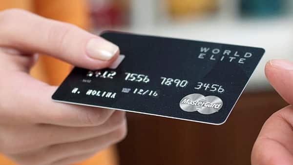 MasterCard World Elite kredittkort