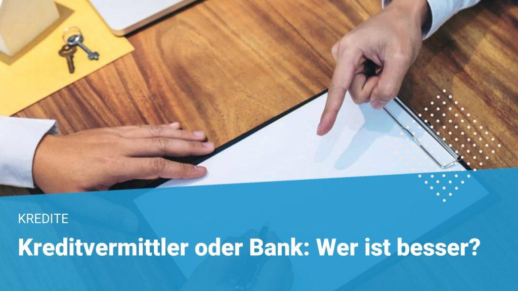 kreditvermittler