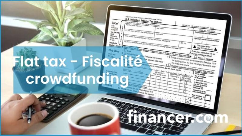 flat tax fiscalite crowdfunding