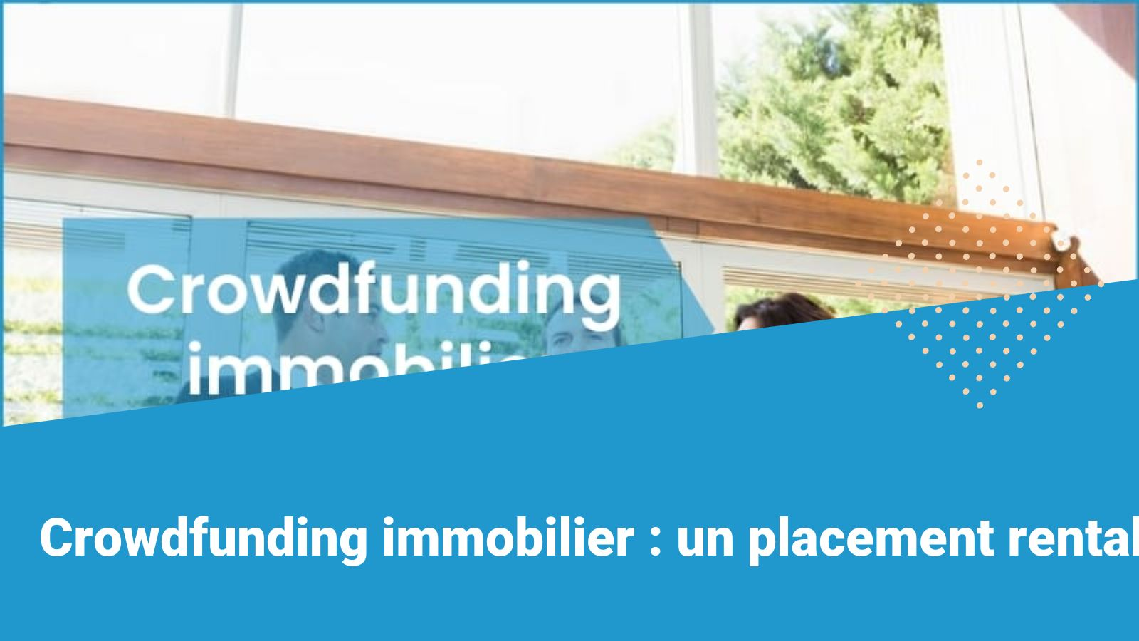 crowdfunding immobilier croissance