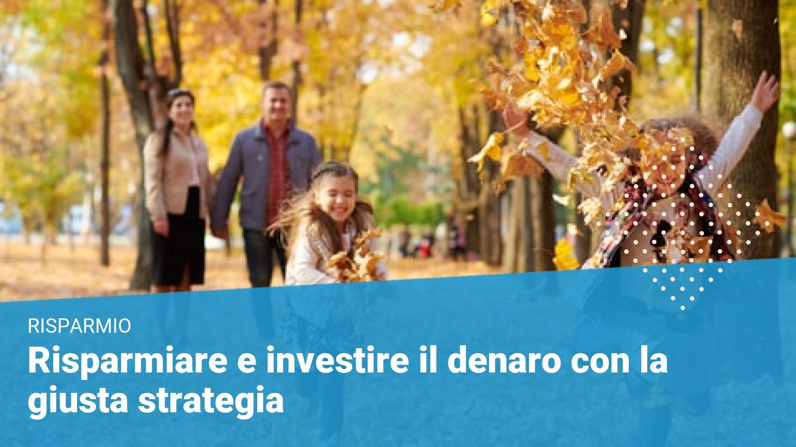 Risparmio e investimenti - Financer.com Italia
