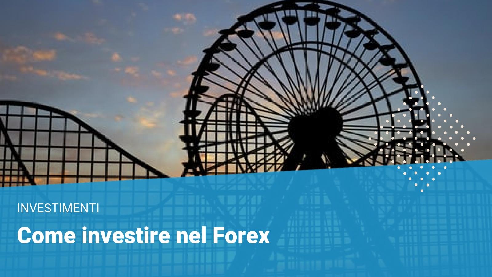 Investimenti Forex - Financer.com Italia