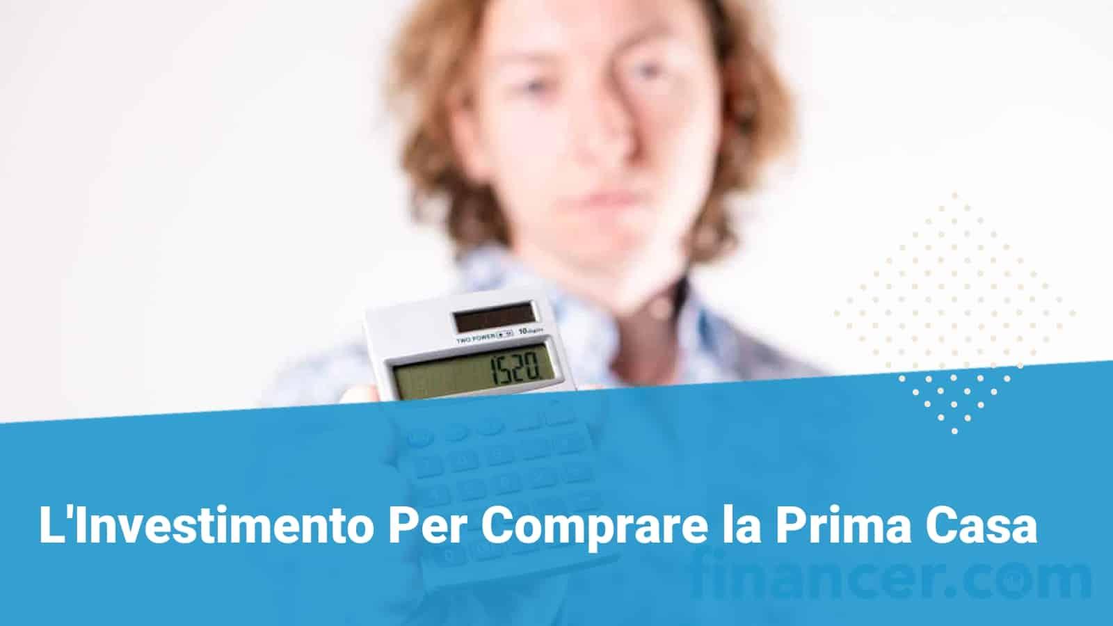 Mutuo prima casa - Financer.com Italia