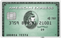 Carta Verde American Express - Financer.com Italia