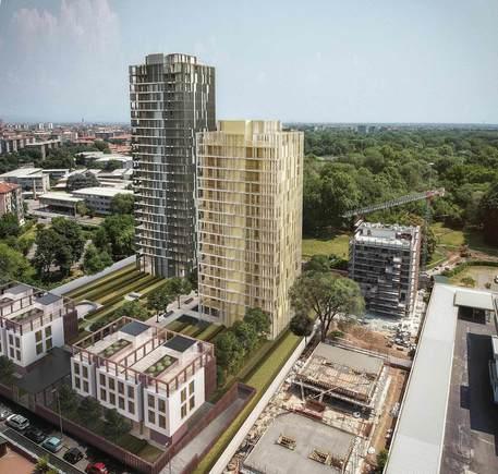 Concrete Park Towers Milano - Financer.com Italia