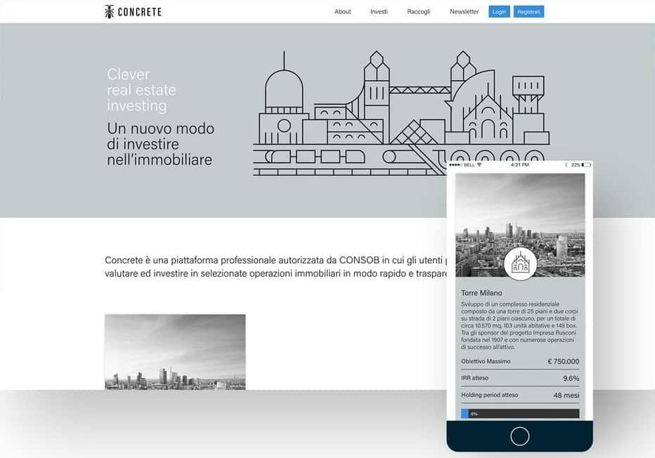 Concrete - Financer.com Italia