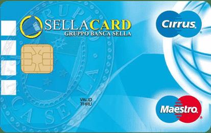 Carta di Debito MasterCard Debit Banca Sella - Financer.com Italia