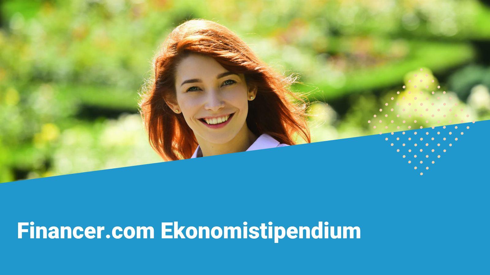 Student Financer.com Ekonomistipendium