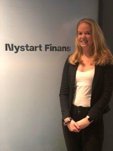 Emma Örtenholm - Nystart Finans