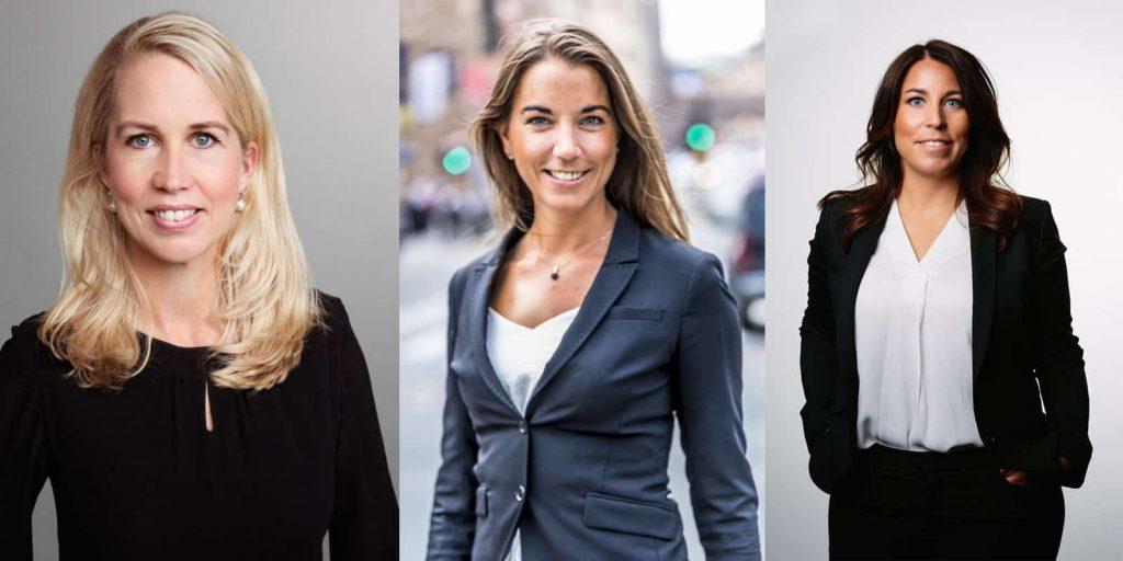 framgångsrika kvinnor inom finans