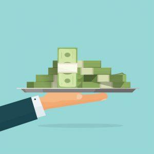 privatlån illustration pengar
