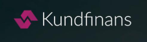 Kundfinans Logotype