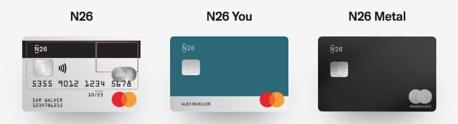 N26 - N26 You - N26 Metal