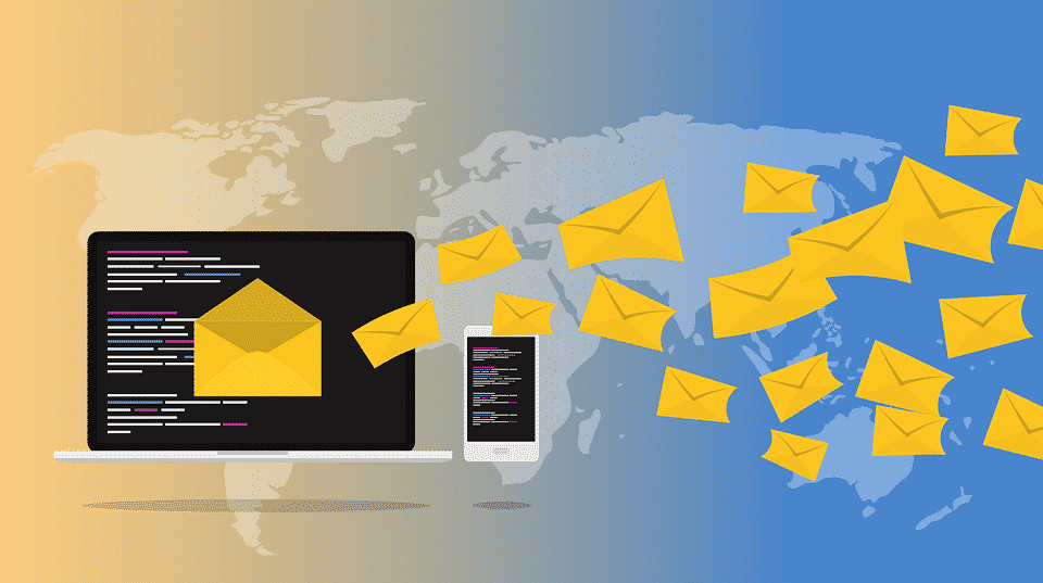 Estafa correo electrónico