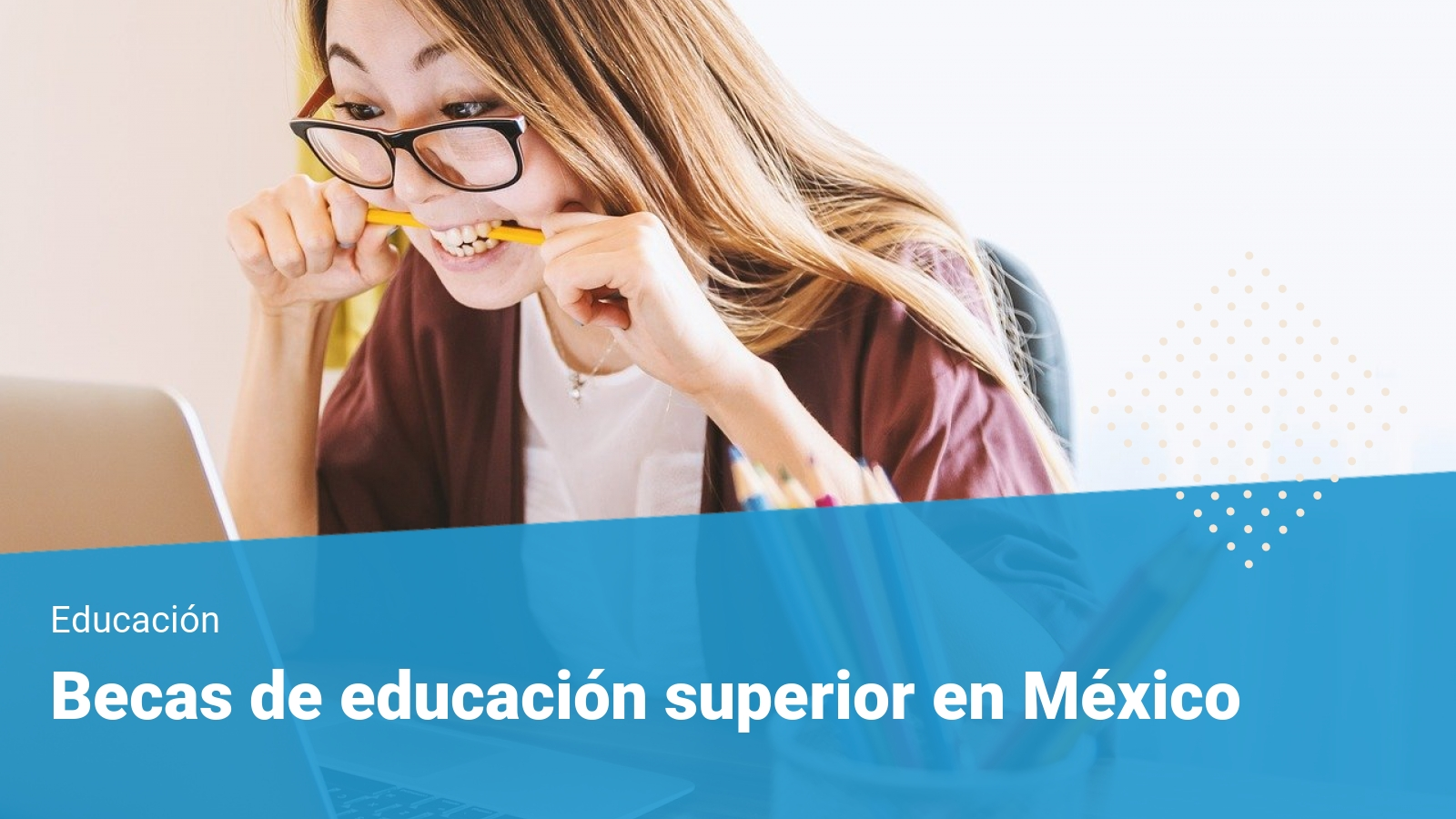 becas educación México