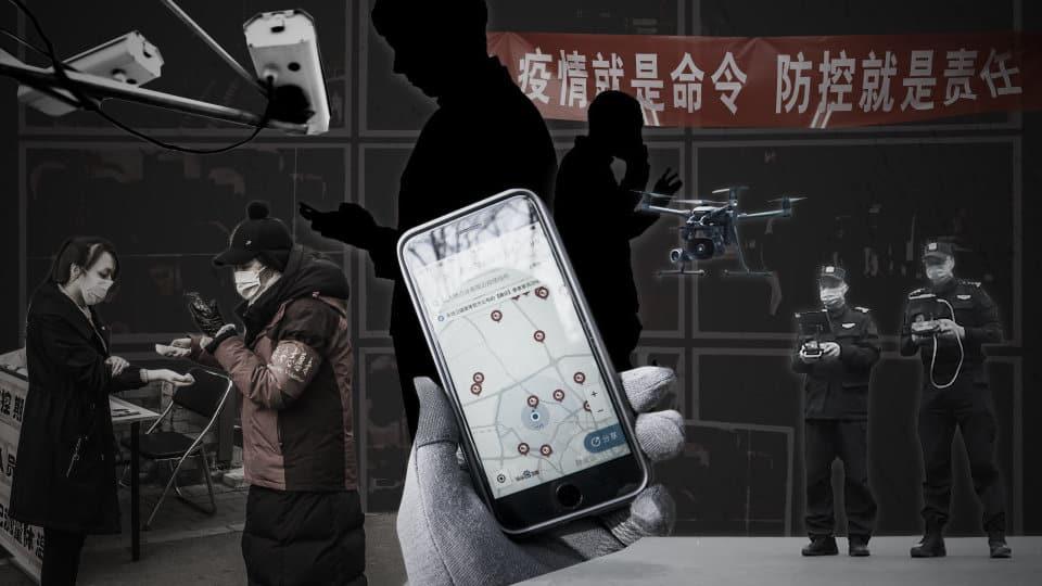 ვირუსის ამომცნობი აპლიკაცია ჩინეთში