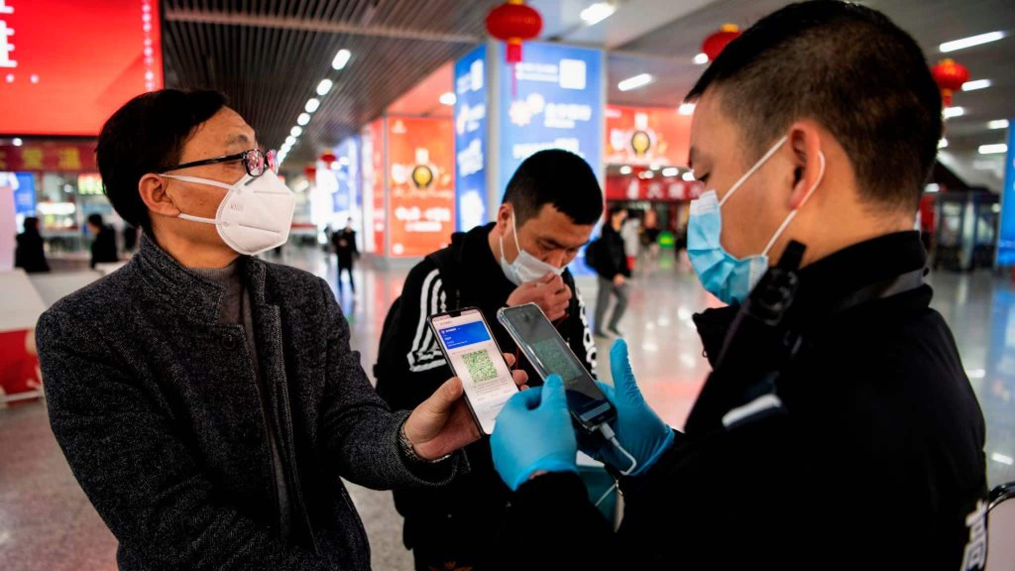 ჩინეთი - კორონავირუსი მწვანე კოდი
